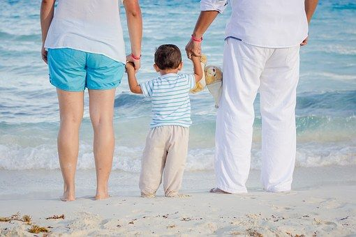 Zabawiaj dzieci podczas wakacji
