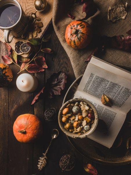 Ustaw swój stół w jesiennych kolorach