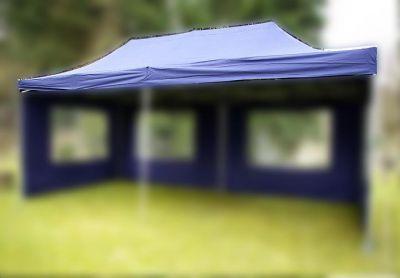 Zastępczy dach do pawilonu 3 x 6 m - niebieski