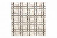Mozaika kamienna marmurowa Divero kremowa