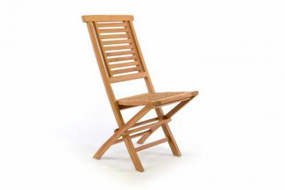 Krzesło tekowe DIVERO