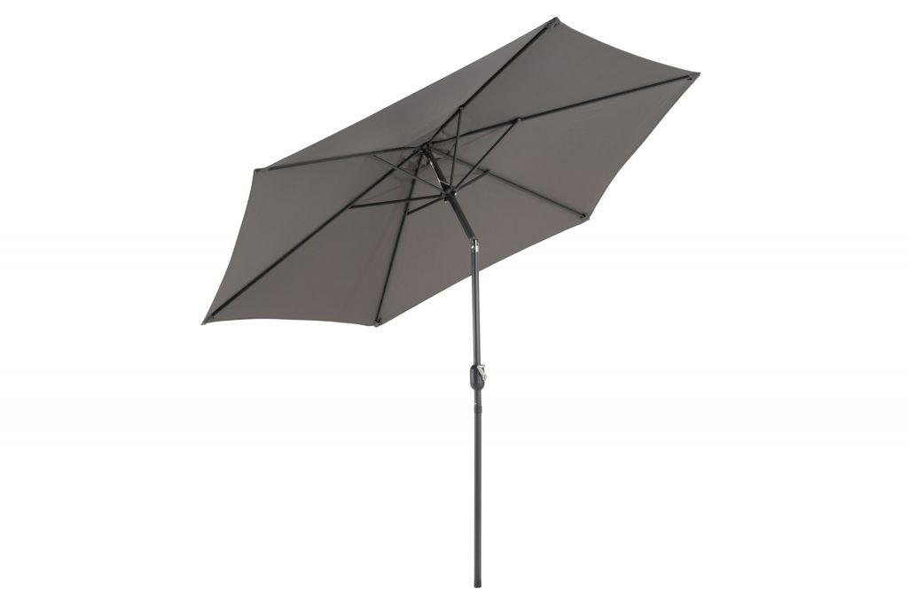 Składany parasol 2,90 m - antracyt