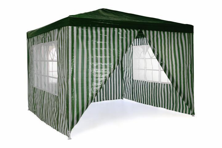 Pawilon handlowy, namiot ogrodowy 3x3 m