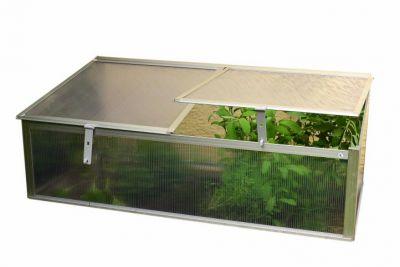 Mini szklarnia, tunel ogrodowy 108 x 55 x 48 cm