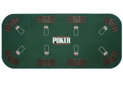 Blat do pokera składany - 3. edycja