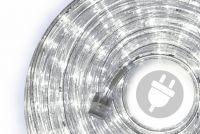 Wąż świetlny 10 m zimny biały - 240 x LED dioda