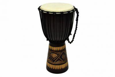 Bęben djembe - etniczny instrument z Afryki 50 cm
