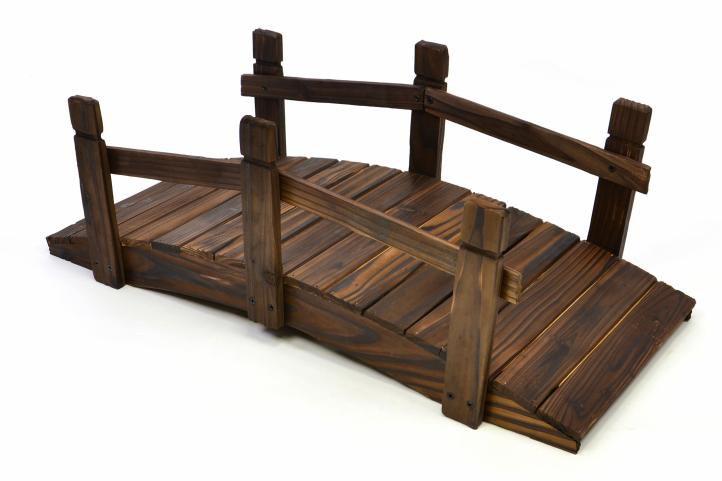 Kładka mostek dekoracyjny ogrodowy Garth 70 cm