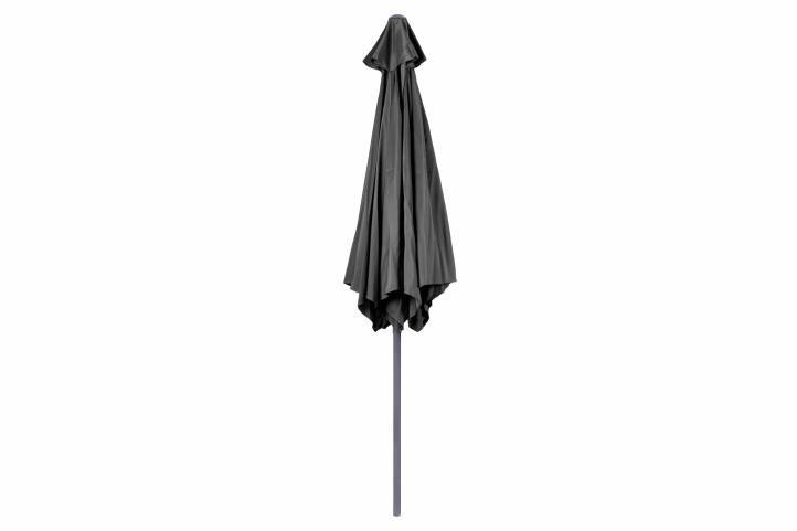 Parasol antracyt - 3 m