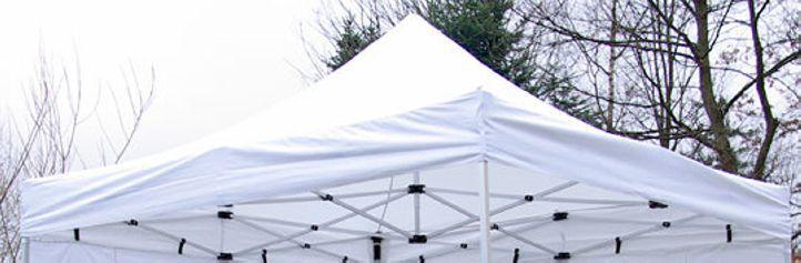 PROFI Rezerwowy dach do altany 3 x 3 m biała