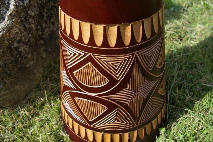 Afrykański bęben Djembe, 70 cm