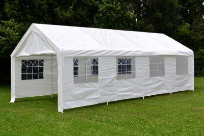 Pawilon ogrodowy Party biały 4 x 8 m