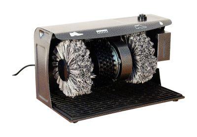 Maszynka do czyszczenia obuwia - elektryczny pucybut 120 W
