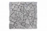 Mozaika kamienna marmurowa Divero szara