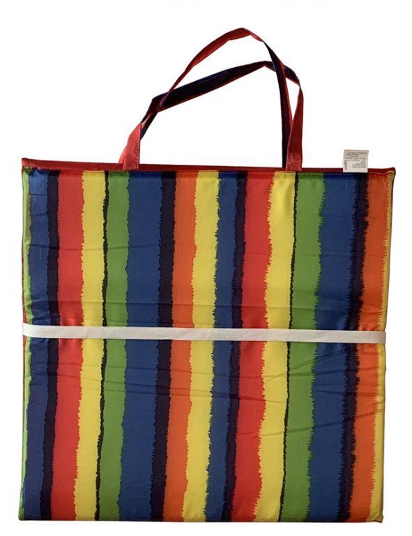 Składany leżak plażowy 180 x 50 x 1,5 cm