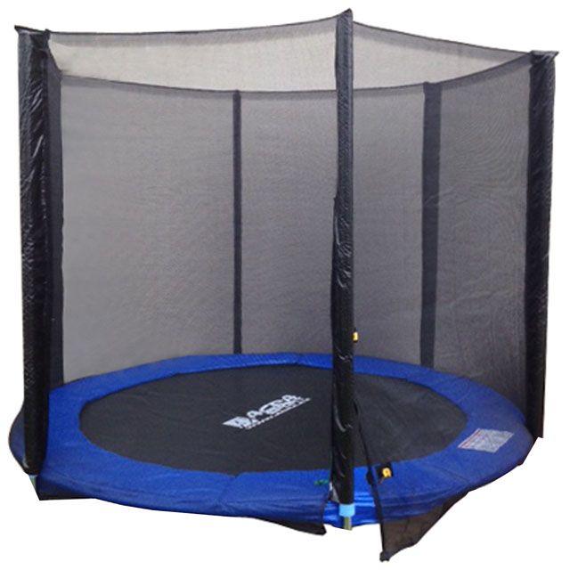 Zewnętrzna siatka zabezpieczająca do trampoliny 366 cm