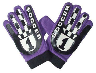 Rękawice bramkarskie dla dzieci rozmiar 8
