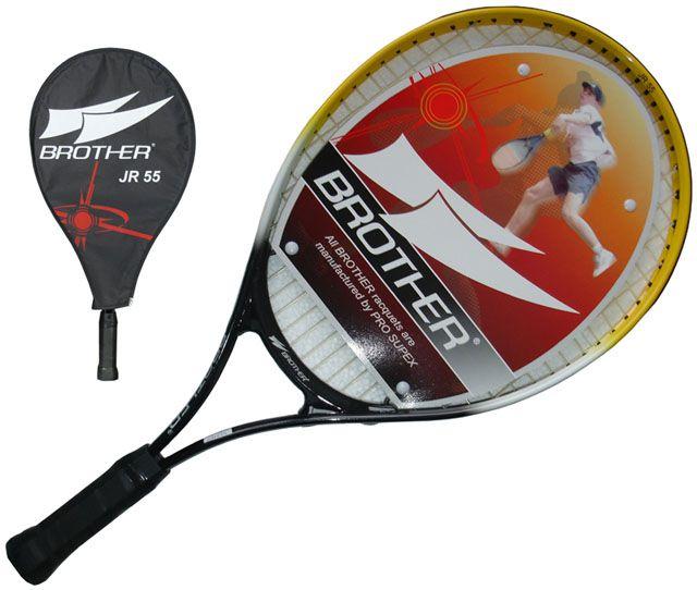 Rakieta tenisowa 55 cm z pokrowcem - Brother
