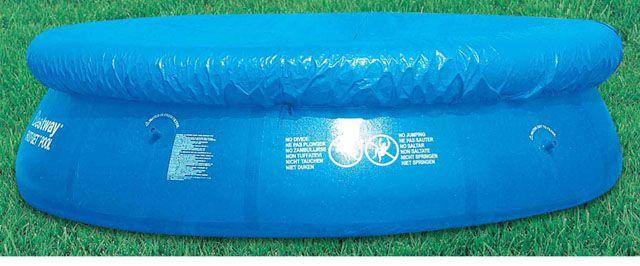 Zadaszenie/przykrycie basenu o średnicy 305 cm