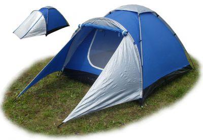 Namiot dla 3 osób z przedpokojem