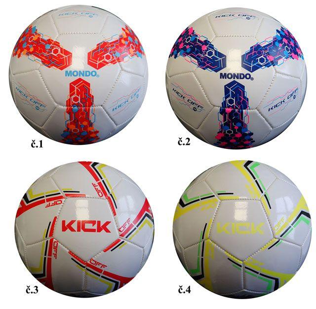 MONDO KICK OFF piłka nożna - rozmiar 5