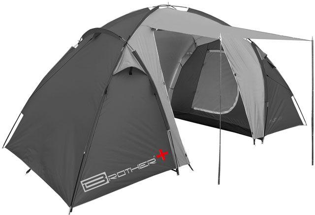 Namiot rodzinny BROTHER ST14 dla 4 osób