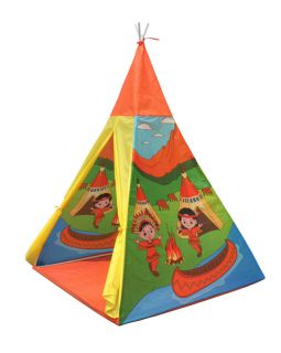 Indiański namiot dziecięcy - tipi