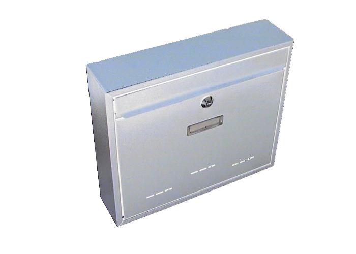 Skrzynki na listy, jak duży biały 310x360x90mm