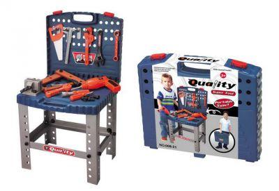 Narzędzia dla dzieci skrzynka G21 i biurko