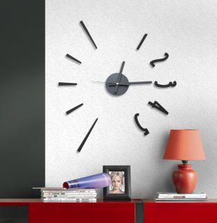 Zegar samoprzylepny G21 Fashion Style