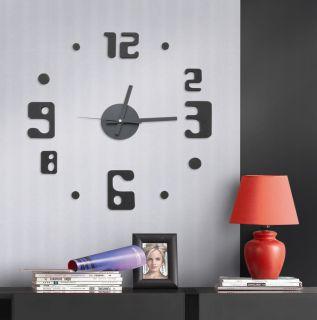 Zegar samoprzylepny G21 Eccentric Style