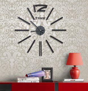 Zegar samoprzylepny G21 Elegant Style