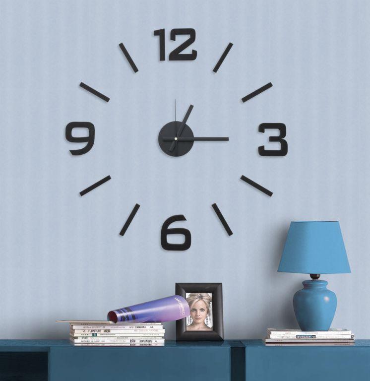 Samoprzylepny zegar G21 Classic Style