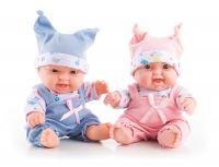Lalka G21 bliźniaczki Ina i Dan, 25 cm