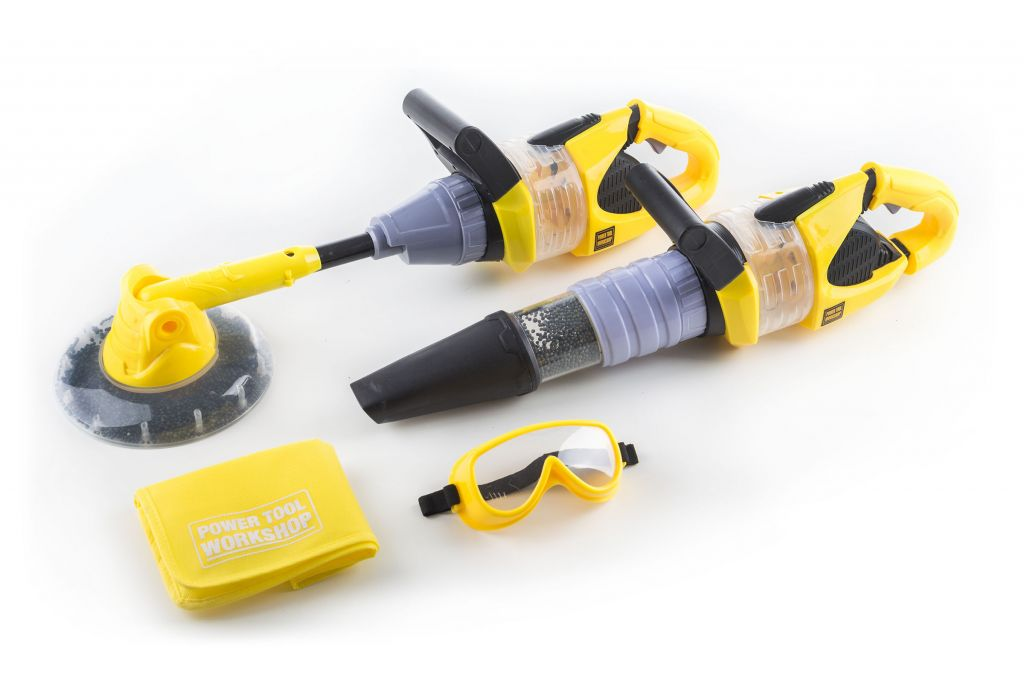 G21 Zabawki dmuchawa i podkaszarka na baterie