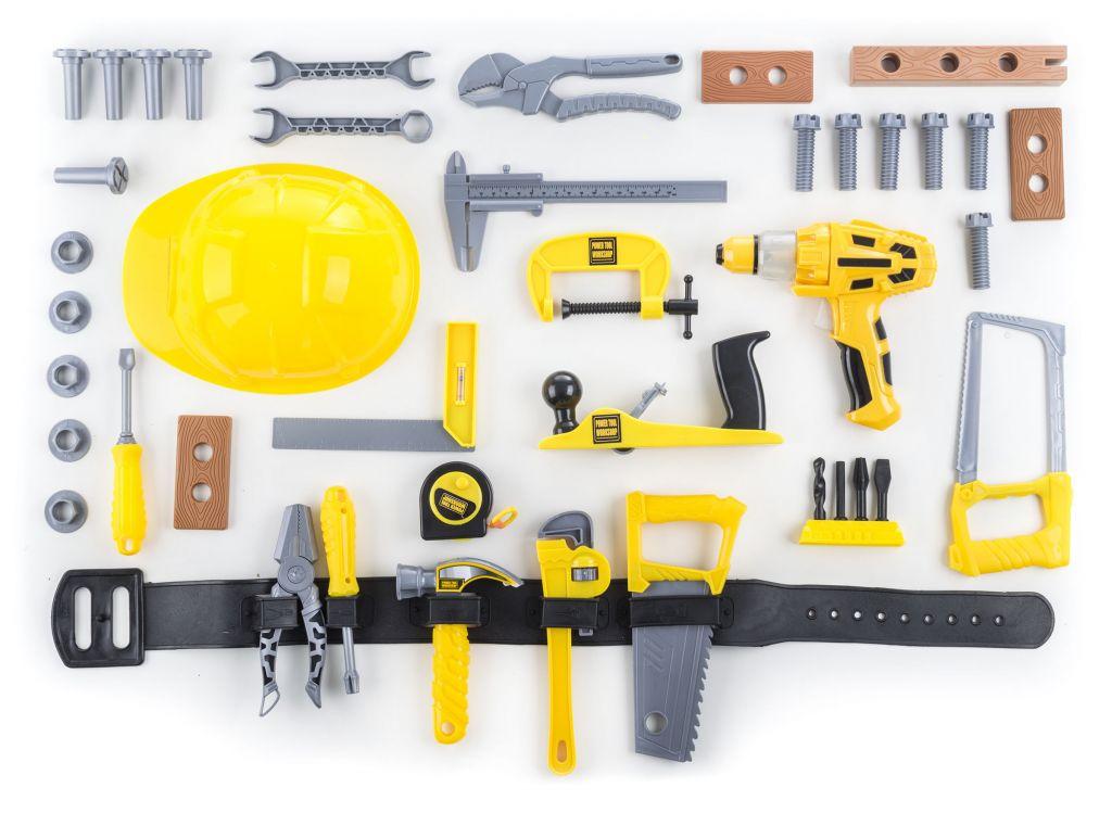 G21 Zabawka narzędzia dla dzieci - 44 części