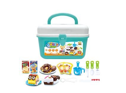 G21 Zabawkowe wyroby cukiernicze w kuferku