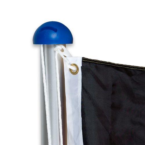 Maszt metalowy flagowy 6,5m z regulacją - niemiecka flaga