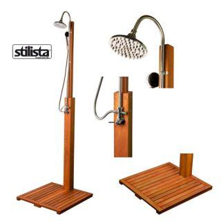Prysznic ogrodowy Stilista Cascata