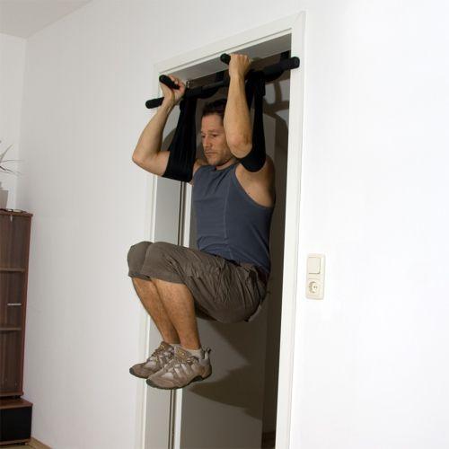 Drążek wielofunkcyjny do drzwi 60 - 80 cm