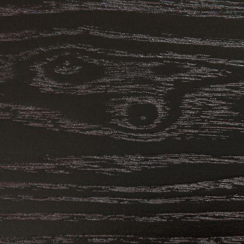 Półka naścienna brązowa Stilista 80x19x19 cm