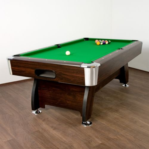Stół bilardowy pool bilard Premium 7ft + akcesoria bilardowe