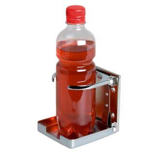 Składany uchwyt na butelkę do stołów piłkarskich.