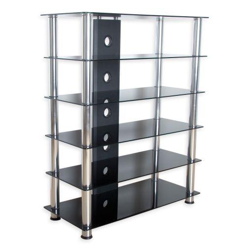 Szklany stolik HIFI