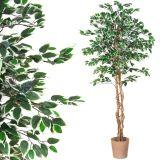 Drzewko sztuczne dekoracyjne Fikus 190 cm