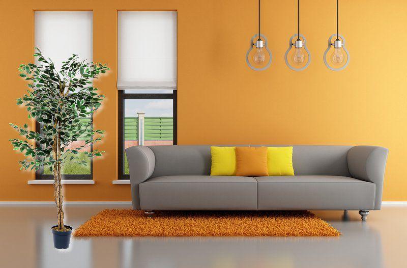 Drzewko sztuczne dekoracyjne Fikus 160 cm