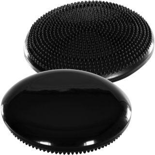 Poduszka do ćwiczeń równoważnych MOVIT Ø 33 cm czarna