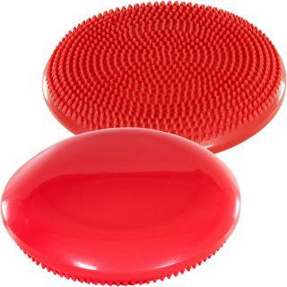 Poduszka do ćwiczeń równoważnych MOVIT Ø 33 cm czerwona