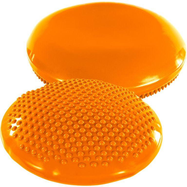 Poduszka do ćwiczeń równoważnych MOVIT Ø 37 cm pomarańczowa