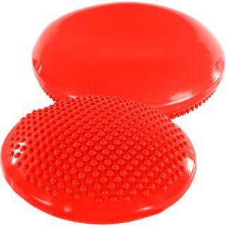 Poduszka do ćwiczeń równoważnych MOVIT Ø 37 cm czerwona